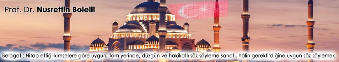 Prof. Dr. Nusrettin BOLELLİ